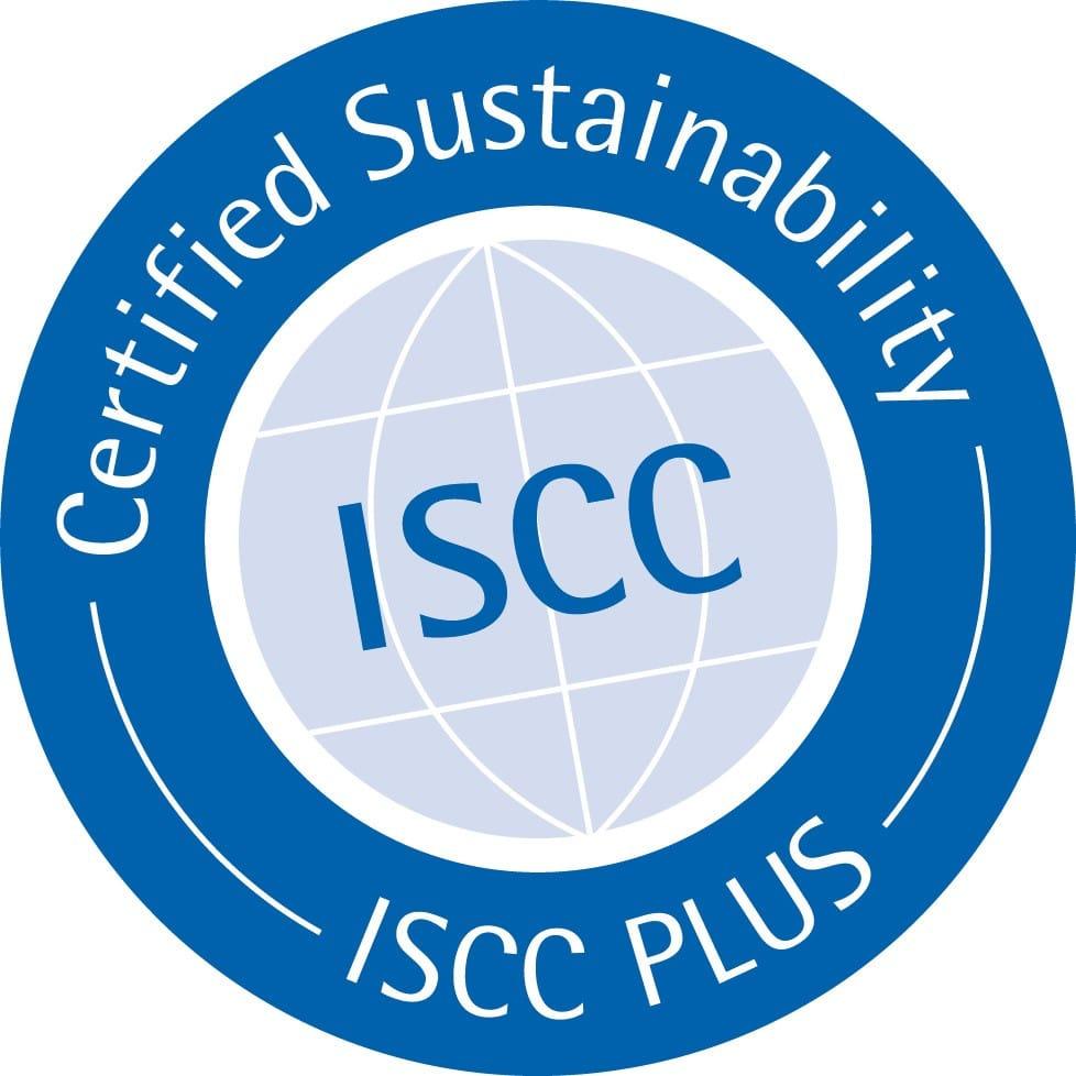 PRP Creation est certifié ISCC Plus