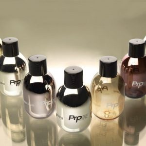 Liquid metallization on flasks by PRP Creation