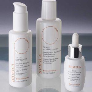 Custom bottles - Biofila