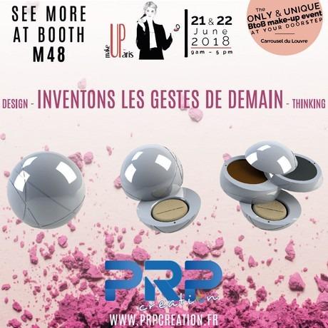 Makeup in Paris - PRP creation