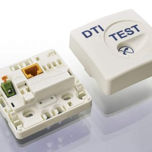 Technical and appearance part - DTI test